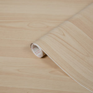 67.5cm x 1m up to 15m dc fix MAPLE sticky back plastic vinyl wrap film (200-8168)