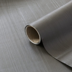 67.5cm x 1.5m dc fix QUADRO DARK GREY premium sticky back plastic vinyl wrap film (343-8304)