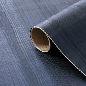 67.5cm x 1.5m dc fix QUADRO NAVY BLUE premium sticky back plastic vinyl wrap film (343-8306)