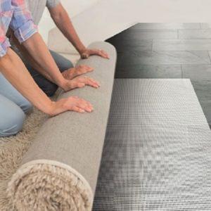 CROMFORD anti-slip rug grip mat for hard floors