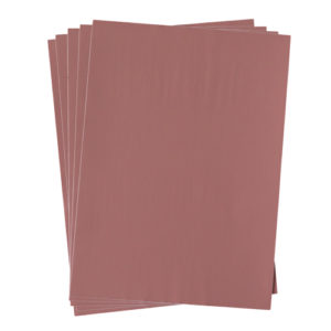 A4 dc fix MATT ASH ROSE PINK self adhesive vinyl craft pack
