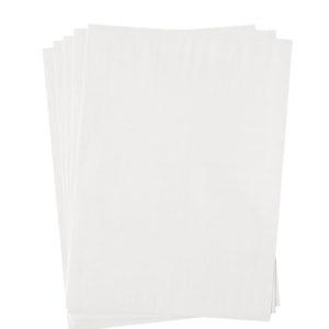 A4 dc fix WHITEWOOD self adhesive vinyl craft pack